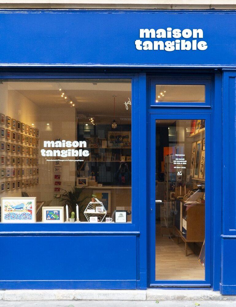 Maison Tangible, Galerie illustration